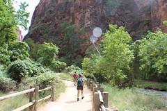 IMG_3745 (Egypt Aimeé) Tags: narrows zion national park canyons pueblos utah arizona
