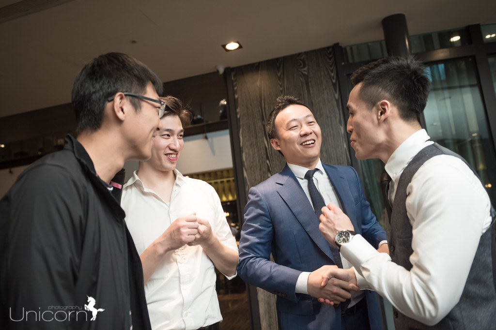《婚攝一条》富欽 & 千淇 / 桂田飯店