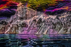 Mount Rushmore of Woe (Rusty Russ) Tags: mt rushmore carving statue mountain crater lake oregon water cloud color hardship woe woman colorful day digital window flickr country bright happy colour eos scenic america world sunset beach sky red nature blue white tree green art light sun park landscape summer city yellow people old new photoshop google bing yahoo stumbleupon getty national geographic creative composite manipulation hue pinterest blog twitter comons wiki pixel artistic topaz filter on1 sunshine image reddit tinder