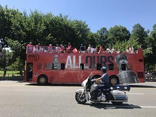 Washington Capitals Stanley Cup Parade