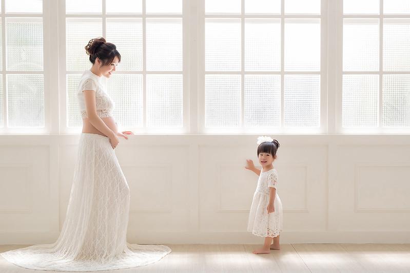 """""""孕婦寫真,孕婦照,孕婦攝影,全家福寫真,親子寫真,孕婦棚拍"""""""