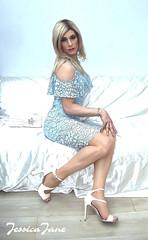 Sunday Sky Blue (jessicajane9) Tags: tg crossdresser tgurl cd transvestite crossdressing tv xdress trans crossdress transgender feminization tgirl m2f travesti lgbt