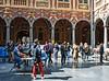 2018 05 10_0951 La Vieille Bourse. Lille (yves62160) Tags: architecture lille nord scène vie flandre