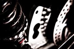 HMM: Transportation (donnicky) Tags: d850 macromondays blackbackground closeup dof gear home indoors macro madeofmetal mechanics metal nopeople publicsec selectivefocus spring technics transportation wheelchair