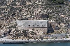 Fuerte de Navidad Cartagena (dcnelson1898) Tags: cartagena spain coast port cruise travel vacation hollandamericaline oosterdam mediterraneansea