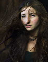 *** (Valentyn Kolesnyk (ValeKo)) Tags: pentax people portrait woman light look mood k3 pentaxflickraward