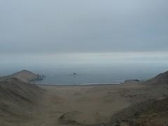 La Chira 20160409_065120 (Rocío Vílchez V-M) Tags: isla bahia desierto amanecer mar arena playa oceano cielo
