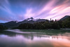 Mountain Peaks (Daphilta) Tags: leefilter longexposure river nikond800 nikkor1424mm beautiful britishcolumbia nature mountains clouds reflections landscape photography
