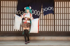 SeasonsImage_8911 (四季 Shiki Lo) Tags: cosplay コスプレ 雪嵐 opheliachan shikilo 四季 人像 mikuhatsune vocaloid 初音ミク projectdiva