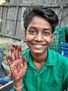 "Varanasi (toshu2011) Tags: varanasi benares banaras uttar pradesh ganga ganges river hinduism sacred city kashi india hindu ghat ghats banks ritual bathing bath life death water heritage light peace ""بنارس"" ""काशी"" ""बनारस"" ""वाराणसी"" ""ভারত"" baba guru sadhu sadhou mogul travel photography olympus em1mkii ""em1 mk2"" faith eternal boy boys young cute fun play joy kid kids playing jungs kinder buben youth smile happiness happy people teen teenager gente ragazzi twink twinks henna tattoo bodyart decoration"