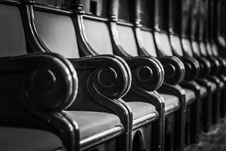 Masonic Temple Chairs