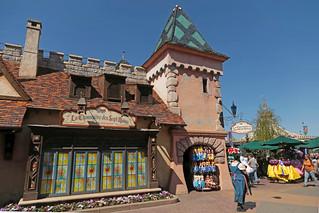 Fantasyland - Disneyland Park (France)