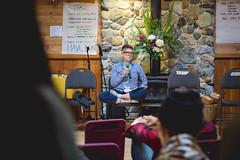 Activate_AMcPhoto_412 (HollyhockLife) Tags: 2018 activate britishcolumbia canada conference cortesisland emetdavis hollyhock indoor olatunji
