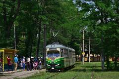 SGP GT8 #584 Braicar_S.A. Brăila (3x105Na) Tags: sgp gt8 584 braicarsa brăila strassenbahn strasenbahn tram tramwaj rumunia rumänien