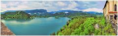 LAKE BLED VISTA, SLOVENIA (deepfoto) Tags: panasonic landscape slovenia