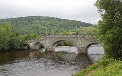 Wade`s Bridge (Graham`s pics) Tags: bridge crossing river rivertay water waterway aberfeldy travel tourism scotland town scenic scenery wadesbridge