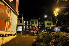 Mobility (Shawn Sijnstra) Tags: mobility street sydney night crossing slowly longexposure nightlight terraces