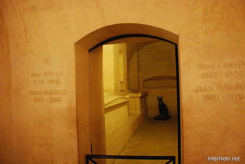 Пантеон, Париж, Франція  InterNetri 0686