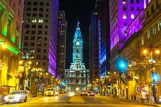 City of Brotherly Love — Philadelphia Ciudad de amor fraternal - Filadelfia