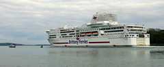 18 03 31 Pont Aven Cork (18) (pghcork) Tags: brittanyferries pontaven ferry ferries carferry corkharbour cork cobh ringaskiddy 2018