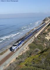 5MW_1172 (mswphoto44) Tags: amtrak passenger train locomotive railroad surfliner f59 torrey pines ca pacific