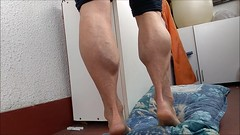 vlcsnap-2018-04-05-13h09m11s35 (ARDENT PHOTOGRAPHER) Tags: muscularcalves flexing muscularwoman sexylegs