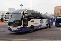 SF 54359 @ Glasgow Buchanan Street bus station (ianjpoole) Tags: stagecoach fife volvo b11r plaxton elite yx67upd 54359 glasgow buchanan street bus station