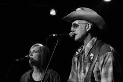 The Arlenes Ramblin Roots Festival High Wycombe April 2018 (www.kevinoakhill.com) Tags: the arlenes ramblin roots festival high wycombe april 2018 big steve stephanie husband wife duo duet man woman country rock pop cowboy hat buck bucks buckinghamshire gig uni university amazing wonderful beautiful gorgeous music song songs live show photo photos photography professional canon eos 7d mark 2 ii