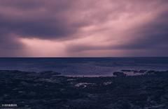 It Might Just Rain!! (BGDL) Tags: lightroomcc nikond7000 bgdl landscape seascape afsnikkor18105mm13 ballastbank troon 7daysofshooting week40 lighting colourfulthursday