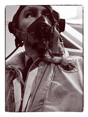 aviator (Mallybee) Tags: dummy mask bw 25mmf14 leica panasonic aviator mallybee airman dcg9 lumix