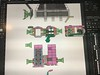 TIE-bomber schematics (marvelousRoland) Tags: starwars moc lego tiebomber schematics illustrator adobe