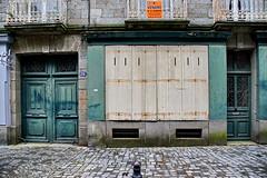 Rue Nationale (Yuri Rapoport) Tags: 2015 fougères illeetvilaine bretagne brittany france