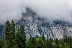 Trying to catch up - Yosemite National Park on a cloudy morning (randyherring) Tags: ca california nationalparksystem yosemitenationalpark beauty historic mountains nature outdoor park recreational tourism vacation