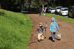 Heading out (quinn.anya) Tags: paul toddler preschooler sam walking path