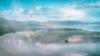 Furnas Lake - Guapé/MG - double exposure (Enio Godoy - www.picturecumlux.com.br) Tags: 16x9 nikon vacations reflex reflections capitóliomg guapémg lake clouds dam d300s travel journey sky analogefexpro2doubleexposure niksoftware bluesky nikond300s furnaslake blur