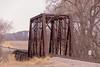 Vintage Railway Bridge (nikons4me) Tags: vintage railway bridge iowa ia steel old nikond200 nikonafsdx18200mmf3556gifedvr overcast rust rusty spring