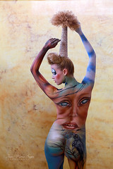 French Bodypainting Awards 2018 - Paris (jmboyer) Tags: paris bodypainting couleurs portrait peintures french frenchbodypainting ©jmboyer body painting colour woman face paint festival sexy corps peinturecorporelle canon frenchbodypaintingawards 2018 instagram coleurs