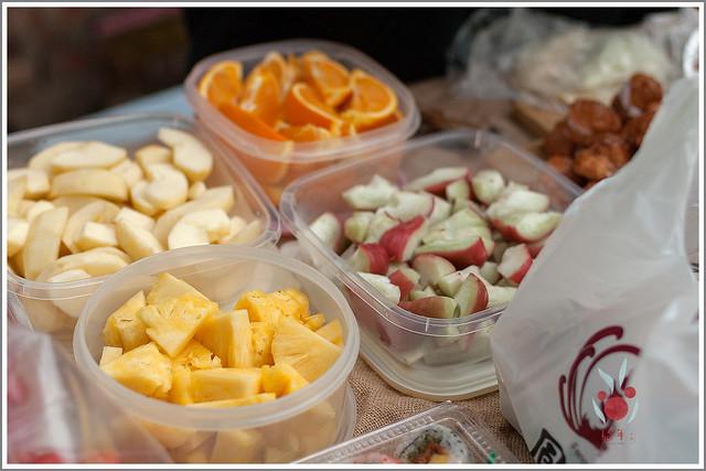 火龍果園星光野餐Ⅱ 找地瓜 烤地瓜 吃地瓜 (15)