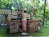 pray (kuuan) Tags: handphone photo huawei huaweinova2i huaweihonor9i huaweimaimang6 nova2i honor9i maimang6 rnel22 huaweirnel22 huaweimate10lite mate10lite bali indonesia woman pray offering temple padmasana