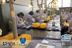 2017-02_Aula-Biologiaorofacial---IMG_4476 (#OdontoFAESA) Tags: biologia orofacial semestre 20172 profilaxia odontológicos bacteriana placa biofilme dental micromotor escova robinson ensino educação estudo sorriso aprendizagem vida atividade coração azul faesa odonto otonologia 20anos odonto20anos graduação superior experiência pesquisa dente odontologia odontofaesa