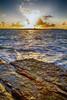 Doolin, Ireland: Sunset on the Rocks (rocinante11) Tags: doolin ireland countyclare rocks