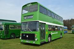 5385 LKP385P (PD3.) Tags: 5385 lkp385p lkp 385p volvo ailsa alexander maidstone district nbc south east bus buses coach coaches festival kent showground delting preserved