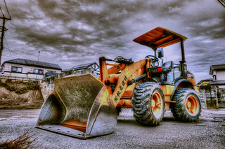HDR at work...