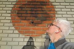 IMG_2353 (Mud Boy) Tags: nyc newyork brooklyn clay clayhensley clayturnerhensley banksy streetart graffiti thebuildingfeaturingthesealstencilat1249coneyislandavenueaformermobilgasandservicestationisslatedfordemolitiontomakewayforafourstory50000squarefootselfstoragecomplexbeingbuiltbysafenlocksnl midwood 1249coneyislandavenue thestreetartistpaintedoneofhisnewestworksonabuildingthatwasalreadyslatedfordemolition banksyblitzcontinuesinnycwithnewmuralsinbrooklyn banksysbackinmidwood everyonesfavoritestreetartisthasleftsohobehindtoplacetwonewmuralsatadefunctbrooklyngasstation