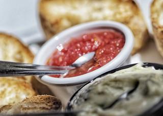 Ali olí y tomate :  #MacroMondays #Condiment