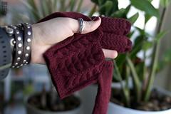 Knits for Minifee (Nymphodisiac) Tags: minifee knitting doll knits jumper cardigan bjd