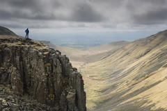 On Top of the World (Glenn D Reay) Tags: highcupnick cumbria northpennines dufton landscape selfie valley glaciated pentaxart pentax k70 sigma1770hsm glennreay