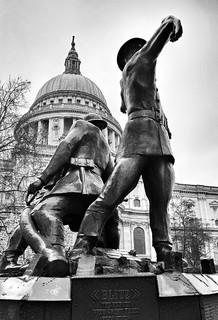 St. Paul & Statues