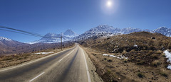 Tom Clancy's Ghost Recon - Wildlands (Matze H.) Tags: tom clancys ghost recon wildlands bolivia panorama mountains street road sun ansel geforce nvidia
