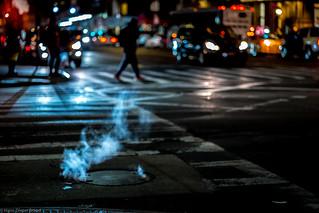 NEW-YORK Street life